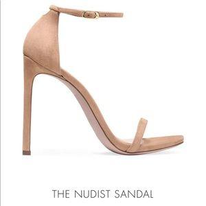 Stuart Weitzman Nudist Sandal